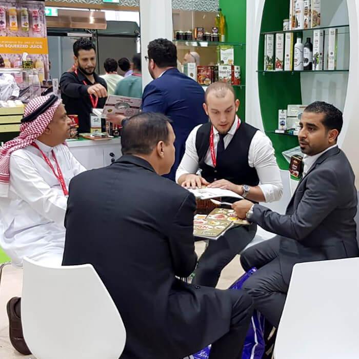 Dubai'de Sosero Ürünlerine Yoğun İlgi